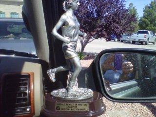 Hospice 5k Win 2012
