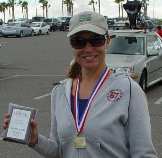 1st Place Age Group Long Triathlon 2009