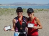1st and 2nd Olympic Triathlon Age Group Winners 2009