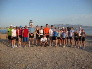 PnR training run group