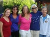 My training partners - Gina, Donna, Wendy, Sue