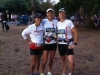 Lisa, Donna & I at start