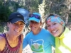 Trail run Kathy Ang Me