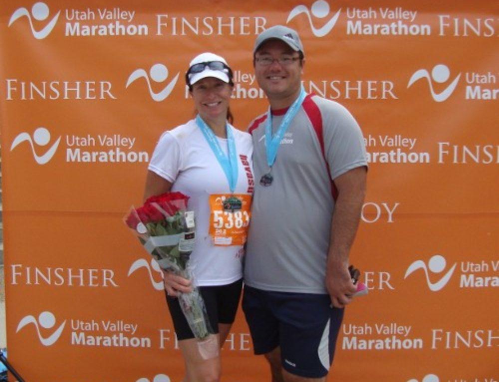 My First Marathon at 5 Months Pregnant