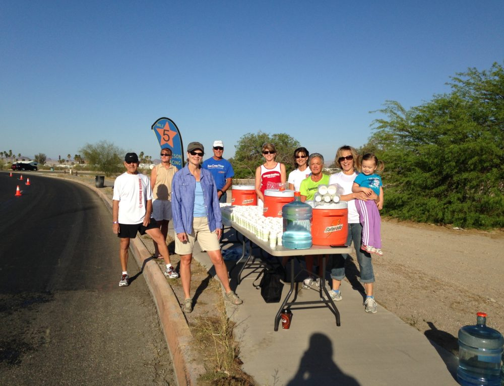 Six Great Reasons to be a Race Volunteer